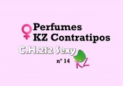 Carolina Herrera 212 Sexy for Woman 55 ml Perfume Contratipo
