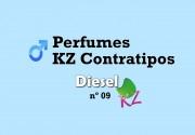 Diesel Fuel Masculino 55 ml Perfume Contratipo