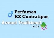 Armani Tradicional Masculino 55 ml Perfume Contratipo