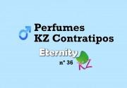 Eternity Masculino 55ml Perfume Contratipo