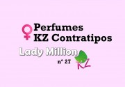 Lady Million 55 ml Perfume Contratipo