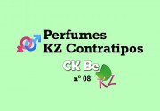 CK Be 55 ml Perfume Contratipo