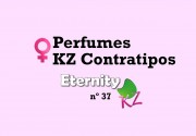 Eternity Woman 55 ml Perfume Contratipo